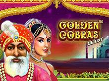 Игровой автомат Golden Cobras