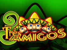 Tres Amigos – играть на деньги